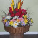 CSO Flower Arrangement